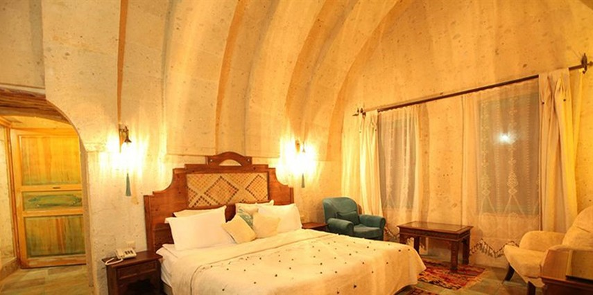 Larina Cave Hotel Kapadokya Nevşehir Kapadokya