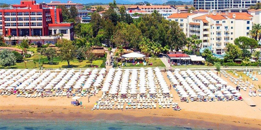 Larissa Beach Club Side Antalya Side