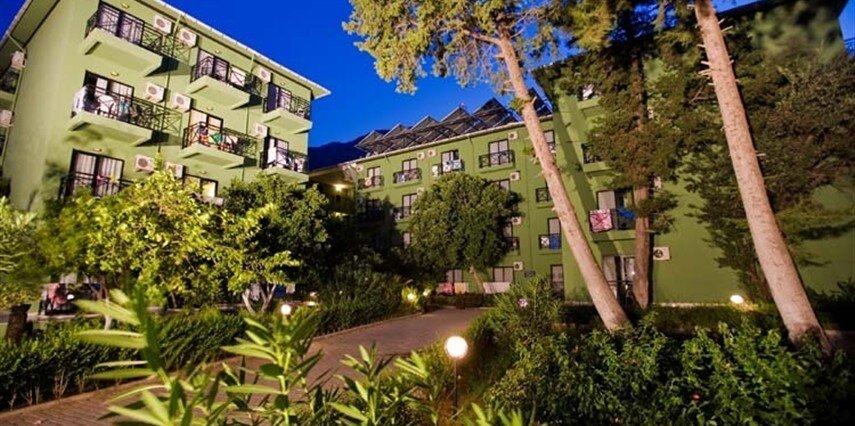 Larissa Hotel Antalya Kemer