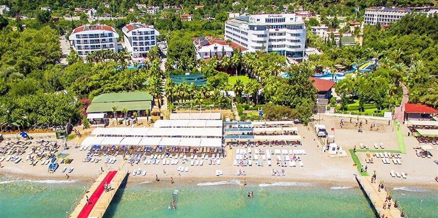 Larissa Mare Beach Antalya Kemer