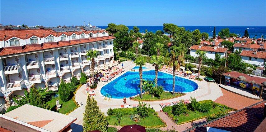 Larissa Sultan Beach Antalya Kemer