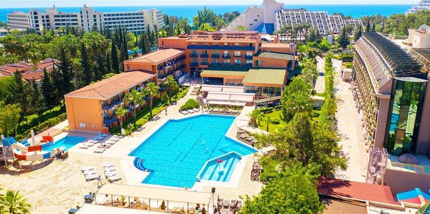 Larissa Vista Hotel Antalya Kemer