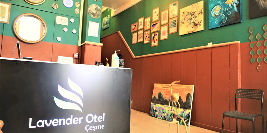 Lavender Otel İzmir Çeşme