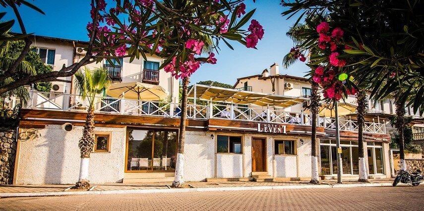 Levent Hotel Fethiye Muğla Fethiye