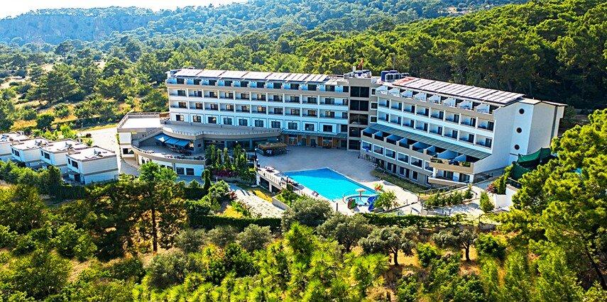 Likya Road Resort Hotel Muğla Fethiye