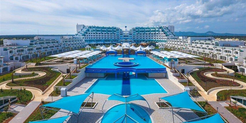 Limak Cyprus Deluxe Hotel Bafra Bafra Merkez