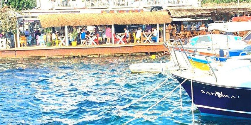 Liman Hotel Gümüslük Muğla Bodrum