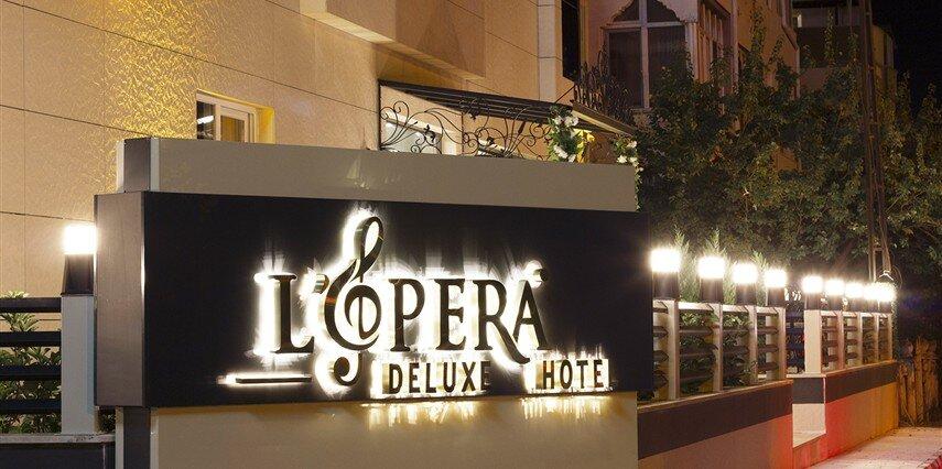 Lopera Deluxe Hotel Balıkesir Edremit