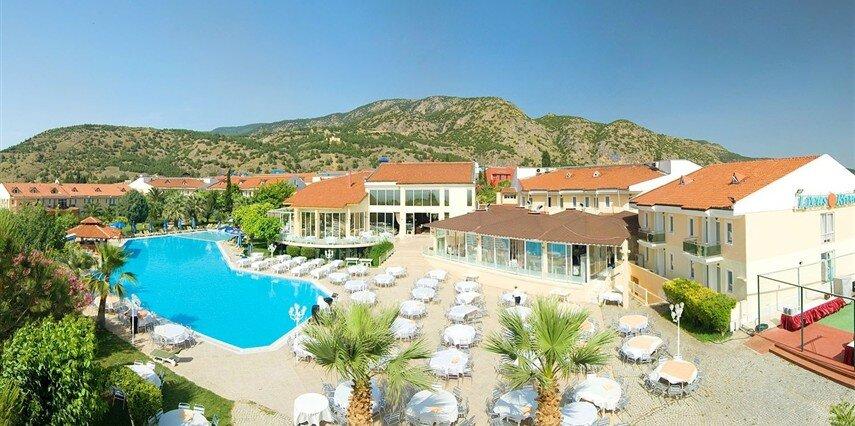 Lycus River Thermal Hotel Denizli Pamukkale