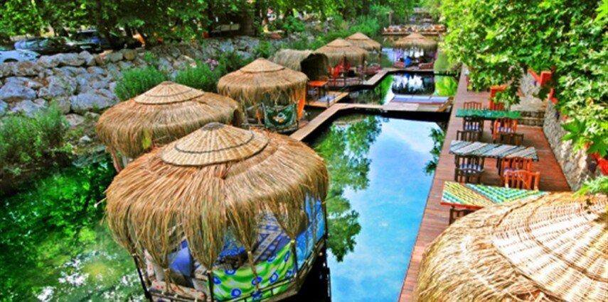 Lykia Edrassa Hotel Antalya Kumluca