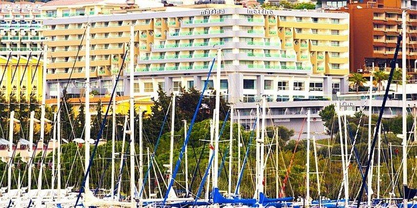 Marina Hotel & Suites Aydın Kuşadası
