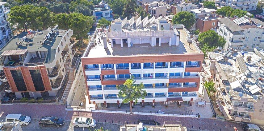 Marla Suit Hotel Aydın Didim