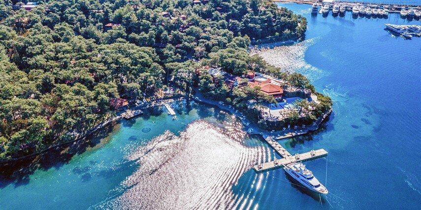 Marmaris Bay Resort By Mp Hotels Muğla Marmaris