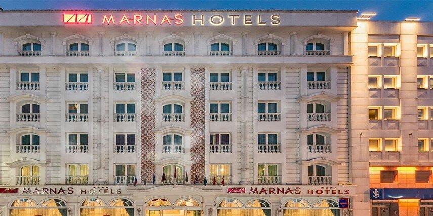 Marnas Hotels İstanbul Bayrampaşa