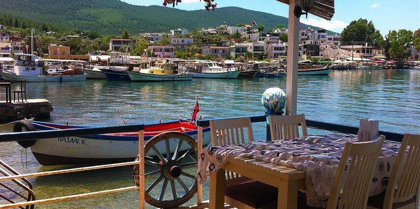 Marvel Beach Hotel Muğla Bodrum