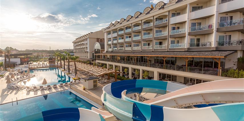 Mary Palace Resort & Spa Antalya Side