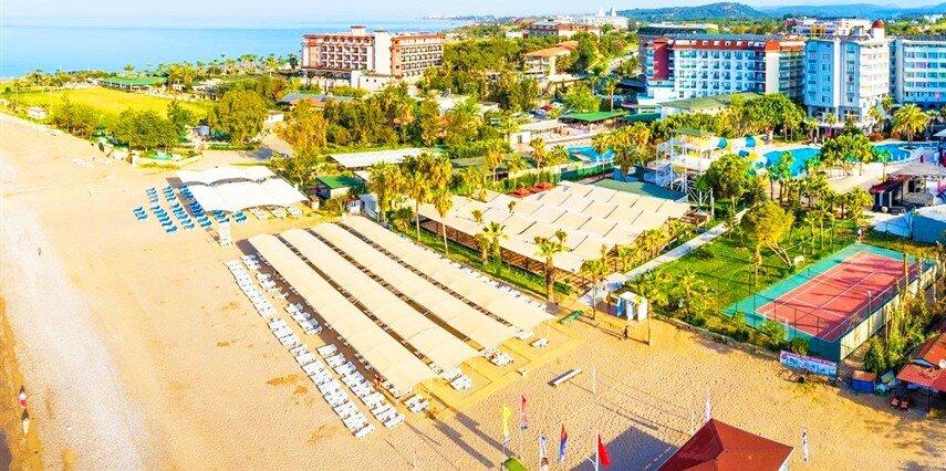 Maya World Beach Antalya Alanya
