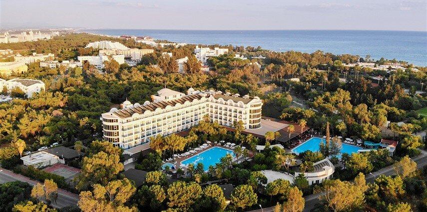 Maya World Side Antalya Side