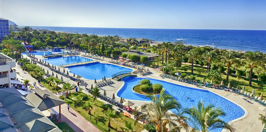 Mc Arancia Resort Hotel Antalya Alanya