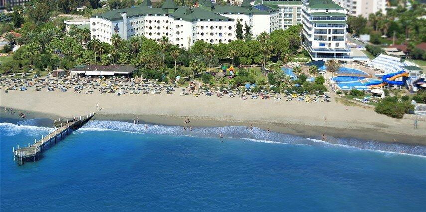 Mc Beach Resort Hotel Antalya Alanya