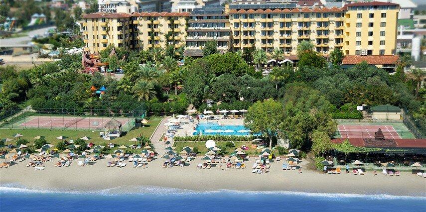 Mc Mahberi Beach Hotel Antalya Alanya