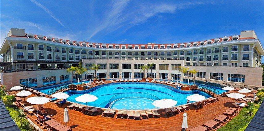 Meder Resort Hotel Antalya Kemer