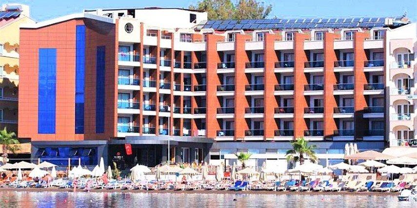 Mehtap Beach Hotel Muğla Marmaris