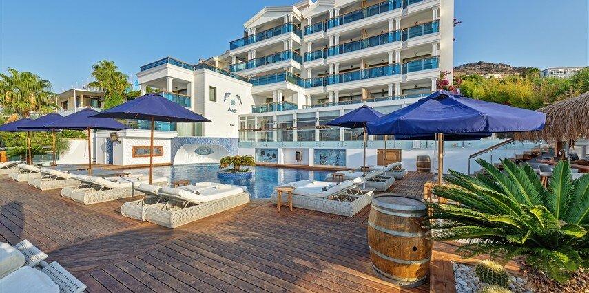 Meis Exclusive Hotel Kaş Antalya Kaş