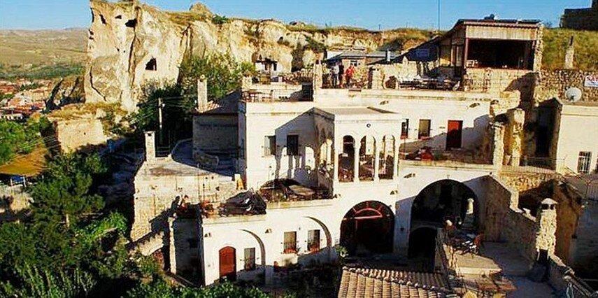 Meleklerevi Cave Hotel Nevşehir Kapadokya