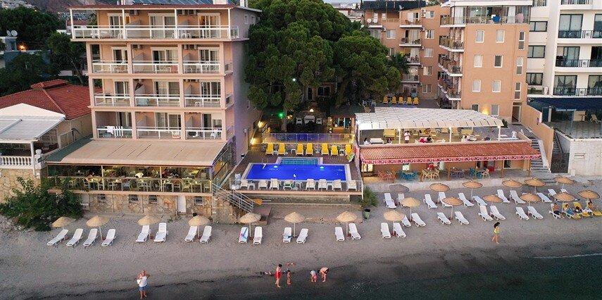 Melis Hotel Aydın Kuşadası