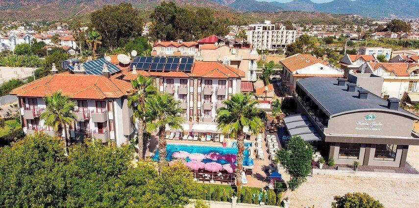 Mendos Garden Exclusive Hotel Muğla Fethiye