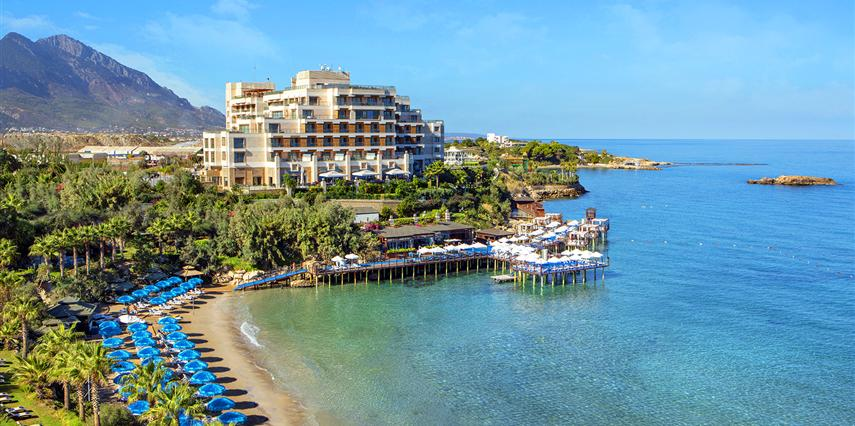 Merit Royal Hotel Casino Spa (+14) Girne Girne Merkez