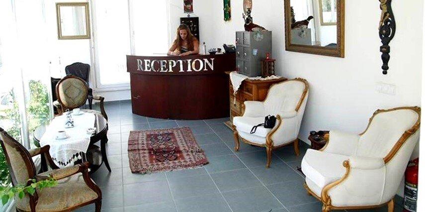 Merve Park Otel Muğla Bodrum