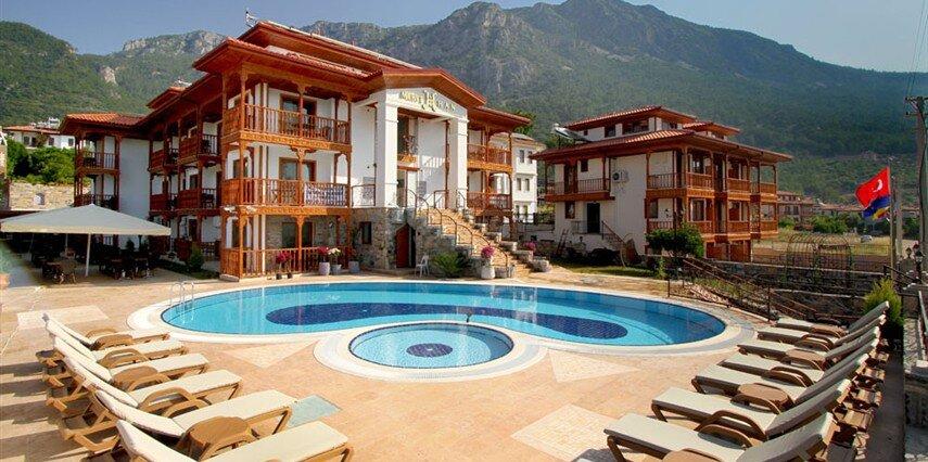 Mervehan Residence Hotel Muğla Akyaka