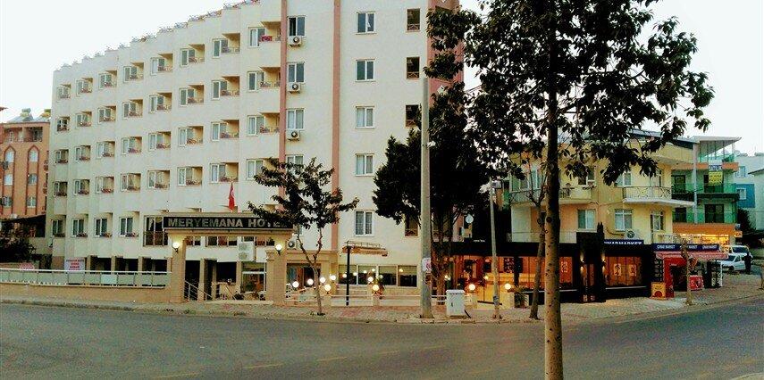 Meryemana Hotel Aydın Didim
