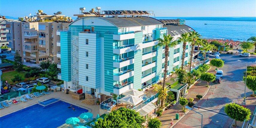 Mesut Hotel Antalya Alanya