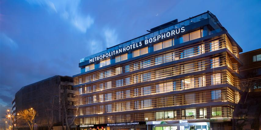Metropolitan Hotels Bosphorus İstanbul Beyoğlu