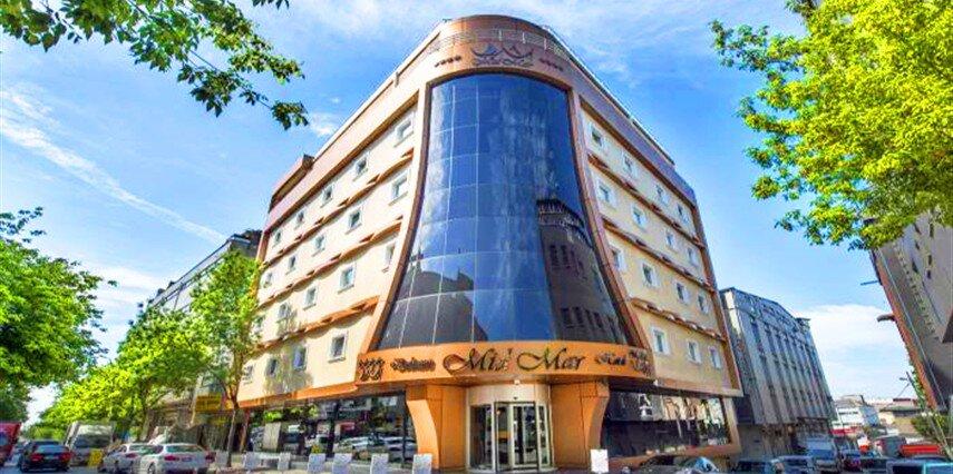 Midmar Hotel İstanbul Bahçelievler