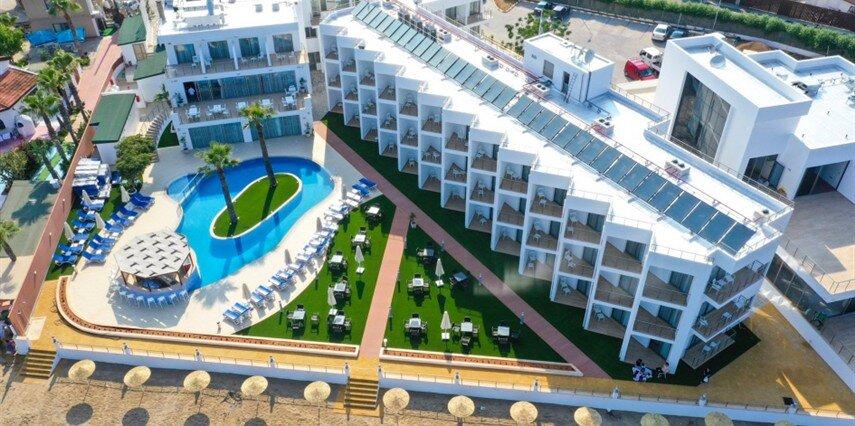 Mimoza Beach Hotel Magosa Magosa Merkez