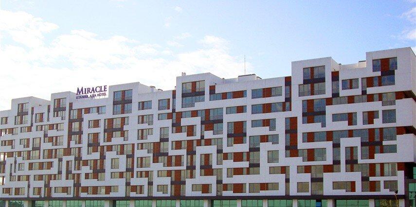 Miracle İstanbul Asia Hotel İstanbul Pendik
