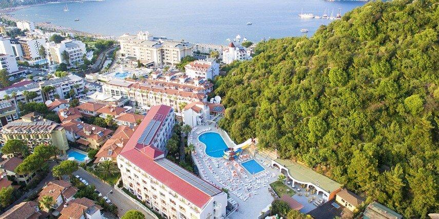 Mirage World Hotel Muğla Marmaris