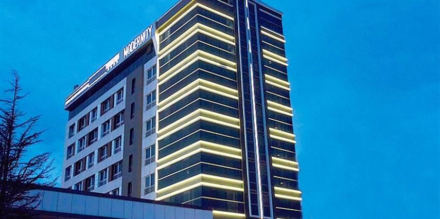 Modernity Hotel Eskişehir Eskişehir Tepebaşı