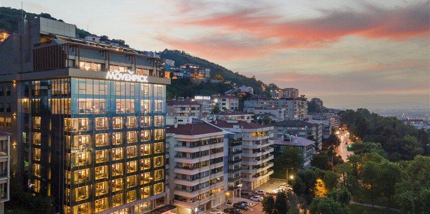 Mövenpick Hotel & Thermal Spa Bursa Bursa Osmangazi