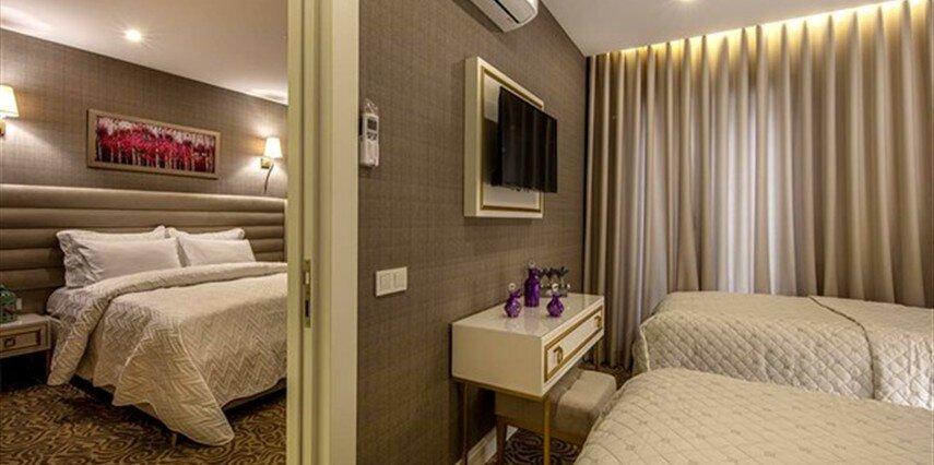 MR BEYAZ BUTİK HOTEL İstanbul Şişli