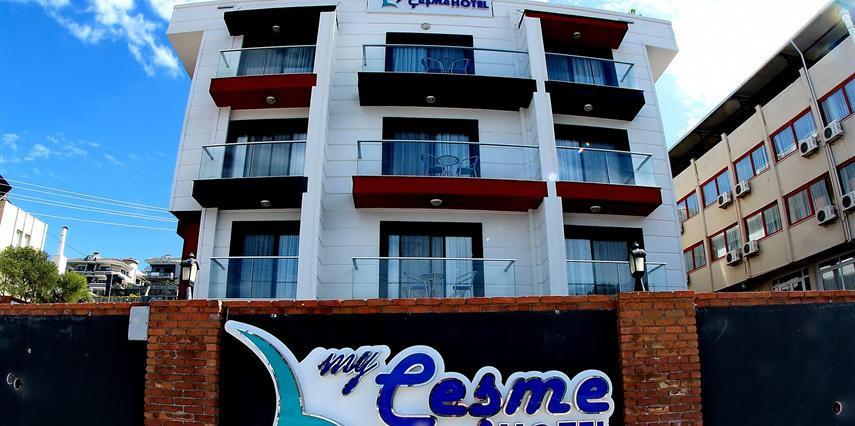My Çeşme Hotel İzmir Çeşme