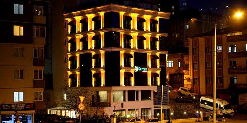 My Garden Suites İstanbul Ümraniye