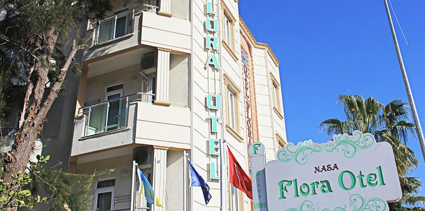 Nasa Flora Otel Antalya Antalya Merkez