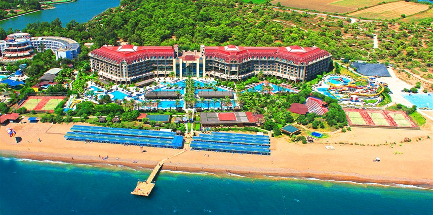 Nashira Resort Hotel & Aqua Spa Antalya Side