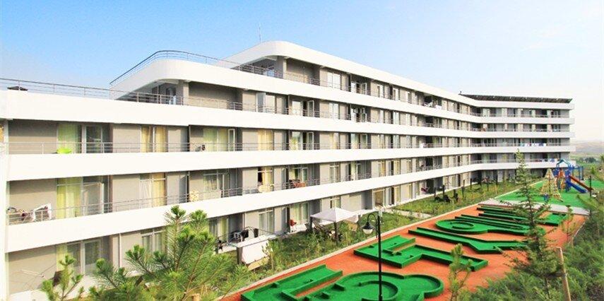 Naskon Sapphire Resort & Spa Ankara Ayaş
