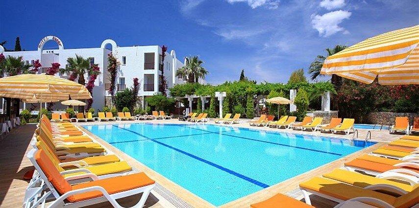 Natur Garden Hotel Muğla Bodrum